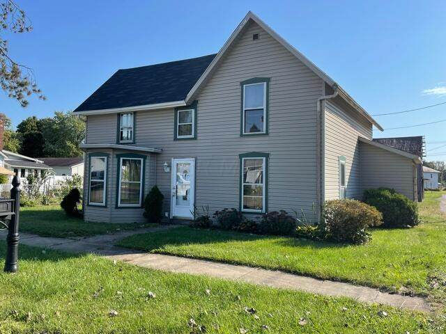 96 Clay Street, Frazeysburg, OH 43822 (MLS #221038143) :: Exp Realty