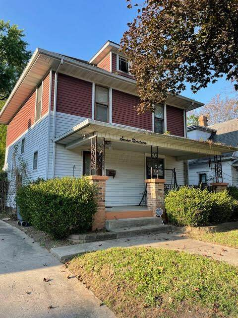 719 Stanton Avenue, Springfield, OH 45503 (MLS #221038487) :: RE/MAX ONE