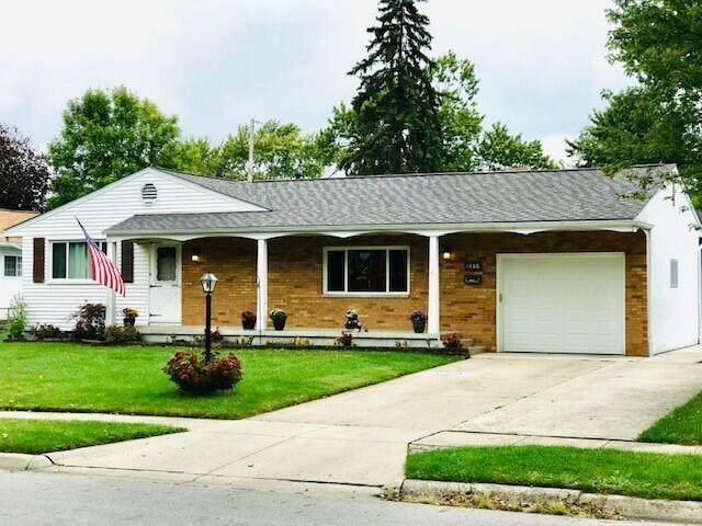 1408 Fahlander Drive S, Columbus, OH 43229 (MLS #221040740) :: Sandy with Perfect Home Ohio