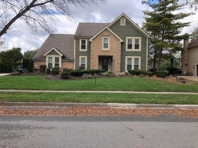 1159 Harrison Pond Drive, New Albany, OH 43054 (MLS #221041127) :: Jamie Maze Real Estate Group
