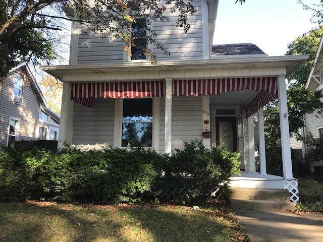 612 Oakwood Avenue, Lancaster, OH 43130 (MLS #221041335) :: Signature Real Estate