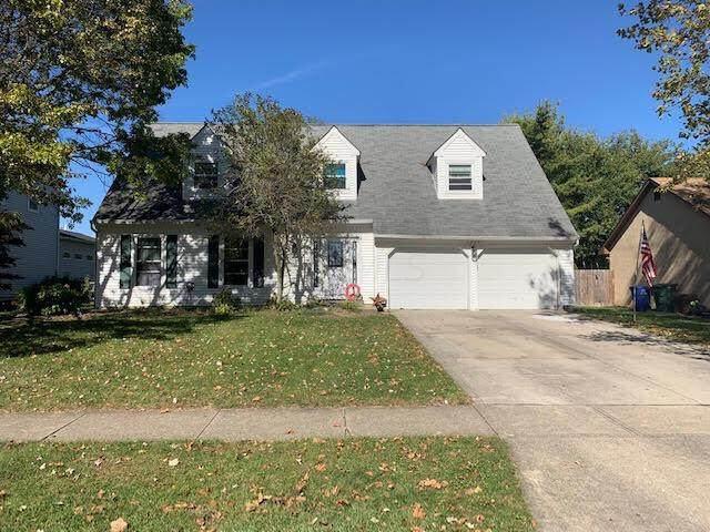 1734 Ramblewood Avenue, Columbus, OH 43235 (MLS #221041711) :: Sandy with Perfect Home Ohio