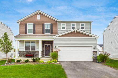 5958 Sebring Drive, Westerville, OH 43081 (MLS #221041780) :: Craig & Amy Balster