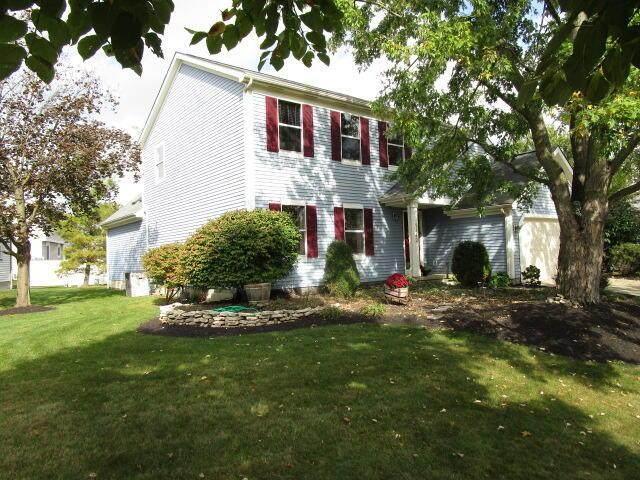 5142 Bressler Drive, Hilliard, OH 43026 (MLS #221041836) :: Berkshire Hathaway HomeServices Crager Tobin Real Estate