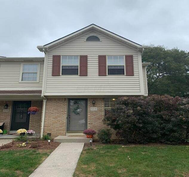 534 Fox Trail Circle W 26-534, Westerville, OH 43081 (MLS #221042026) :: Berkshire Hathaway HomeServices Crager Tobin Real Estate