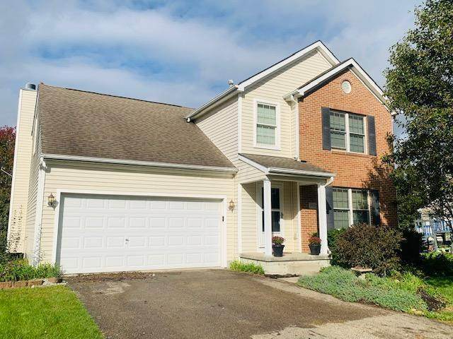1925 Wind River Drive, Lancaster, OH 43130 (MLS #221042058) :: Exp Realty