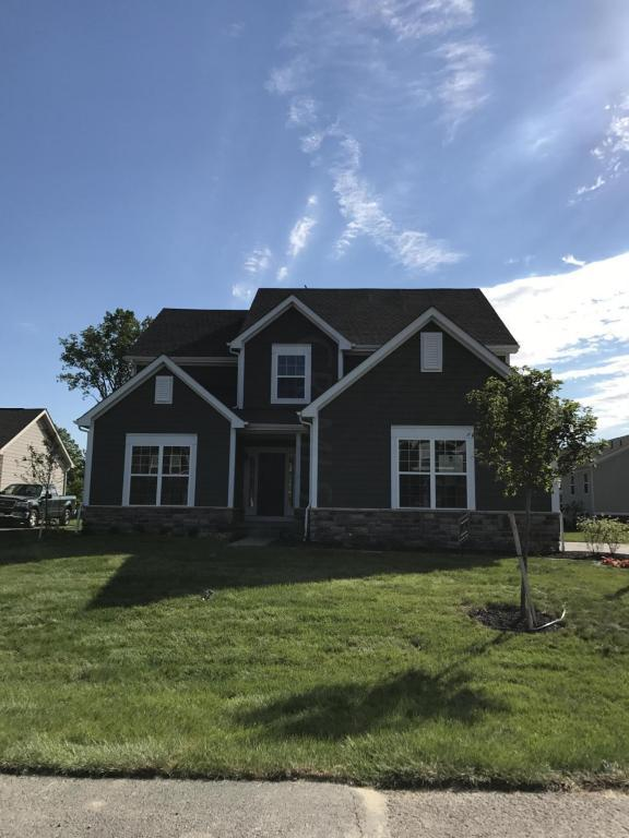 3596 Goldenrod Street, Hilliard, OH 43026 (MLS #217005297) :: Berkshire Hathaway Home Services Crager Tobin Real Estate