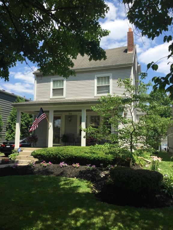 748 S Roosevelt Avenue, Bexley, OH 43209 (MLS #217019745) :: Signature Real Estate