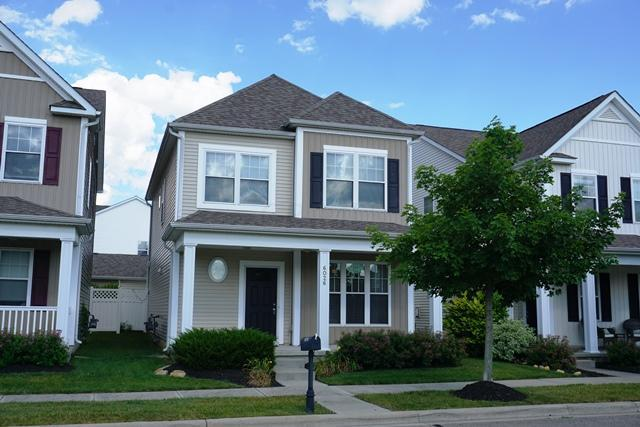 6026 Trumhall Avenue, Westerville, OH 43081 (MLS #217022429) :: Casey & Associates Real Estate
