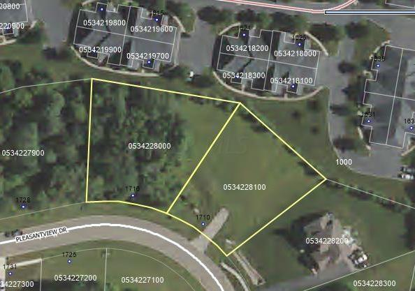 0 Pleasantview Drive Lots 10 & 11, Lancaster, OH 43130 (MLS #218004863) :: Berkshire Hathaway HomeServices Crager Tobin Real Estate