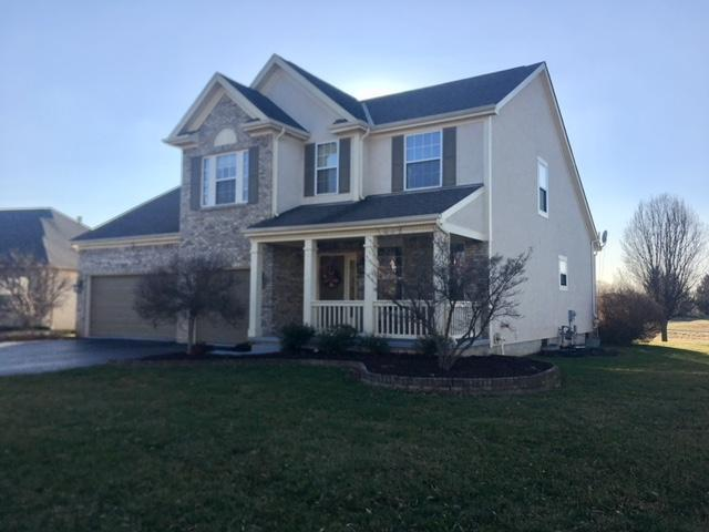 7139 Rosemount Way, Canal Winchester, OH 43110 (MLS #218008038) :: Signature Real Estate