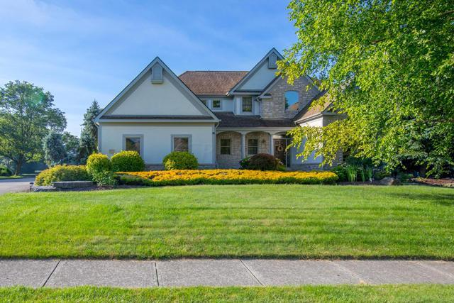 3331 Heritage Oaks Drive, Hilliard, OH 43026 (MLS #218011622) :: The Raines Group