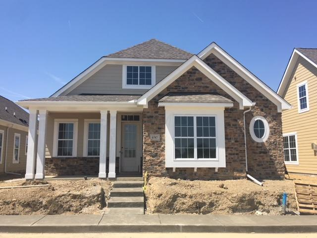 6747 Carson Way Lane, Dublin, OH 43016 (MLS #218013878) :: CARLETON REALTY