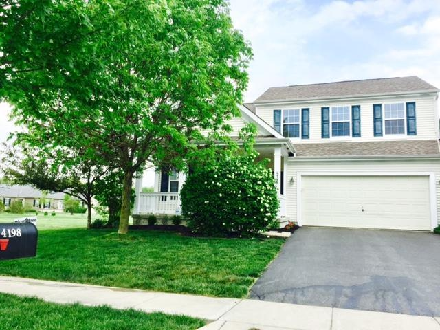 4198 Greensbury Drive, New Albany, OH 43054 (MLS #218016132) :: Signature Real Estate