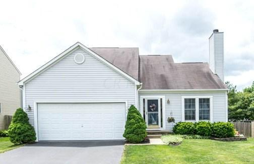 305 Meadow Ash Drive, Lewis Center, OH 43035 (MLS #218017356) :: Signature Real Estate