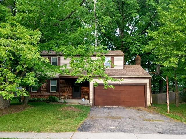 804 N Stygler Road, Columbus, OH 43230 (MLS #218017602) :: Berkshire Hathaway HomeServices Crager Tobin Real Estate