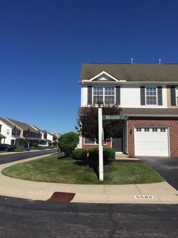 5580 Brassie Circle #801, Westerville, OH 43081 (MLS #218024513) :: CARLETON REALTY