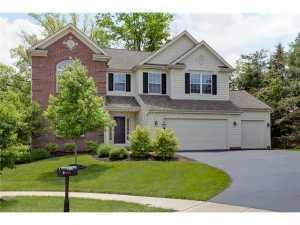 1385 Fisher Run Court, Columbus, OH 43235 (MLS #218027223) :: Berkshire Hathaway HomeServices Crager Tobin Real Estate