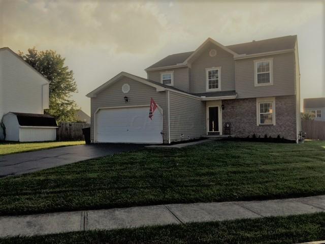 241 Bergoholt Street, Blacklick, OH 43004 (MLS #218035171) :: Shannon Grimm & Partners