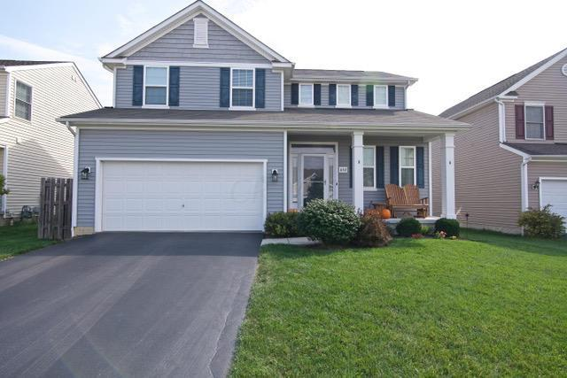 452 Lilyfield Lane, Galloway, OH 43119 (MLS #218035863) :: The Raines Group