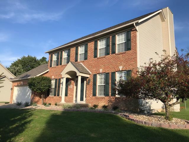 1829 Berkshire Drive, Heath, OH 43056 (MLS #218037126) :: Keller Williams Excel