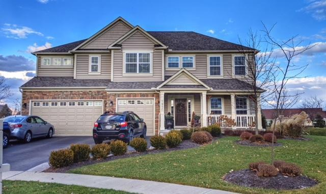 1850 Daylily Court, Grove City, OH 43123 (MLS #219002405) :: Brenner Property Group | KW Capital Partners