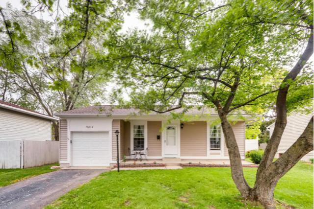 3414 Montford Road N, Westerville, OH 43081 (MLS #219015783) :: Berkshire Hathaway HomeServices Crager Tobin Real Estate