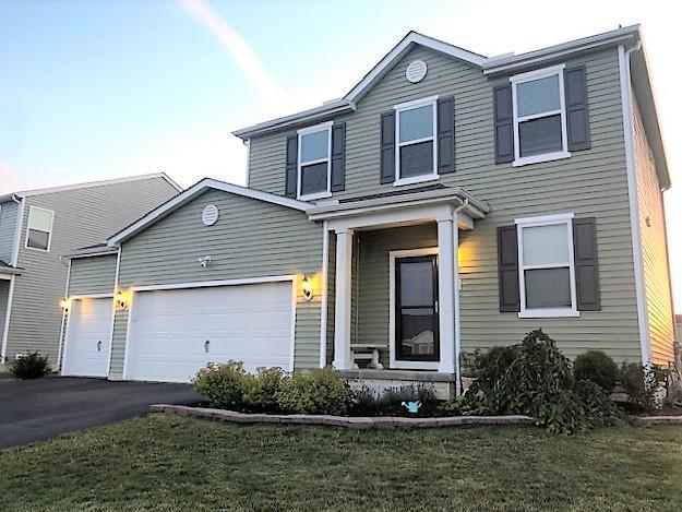 353 Glen Crossing Drive, Etna, OH 43062 (MLS #219020534) :: The Clark Group @ ERA Real Solutions Realty