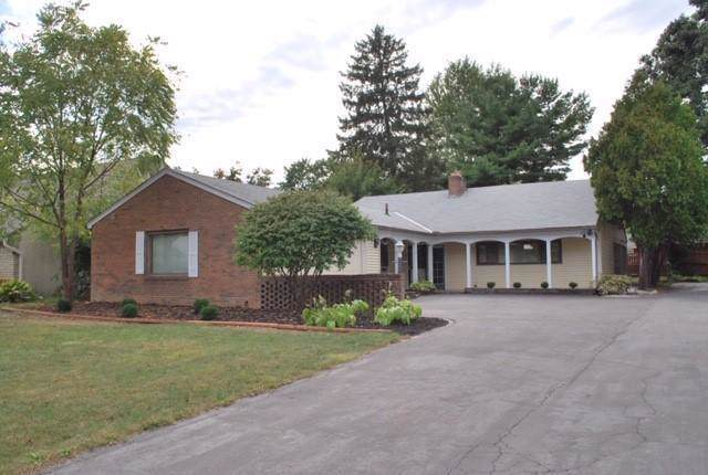 173 S Chesterfield Road S, Columbus, OH 43209 (MLS #219025333) :: Berkshire Hathaway HomeServices Crager Tobin Real Estate