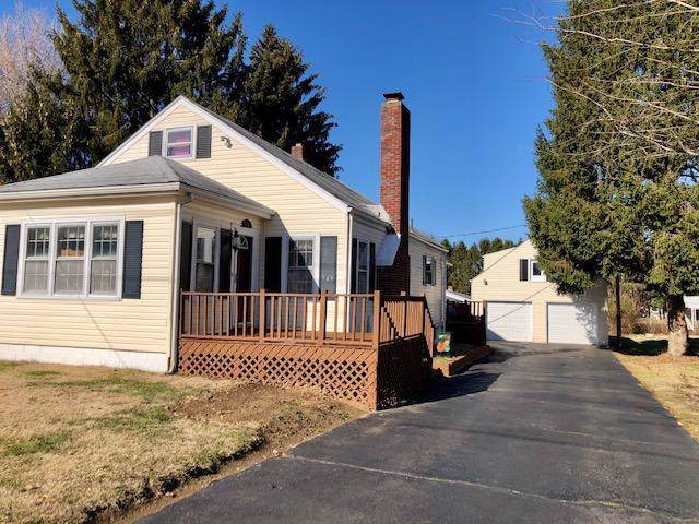 549 Johnson Road, Chillicothe, OH 45601 (MLS #219042394) :: Berkshire Hathaway HomeServices Crager Tobin Real Estate