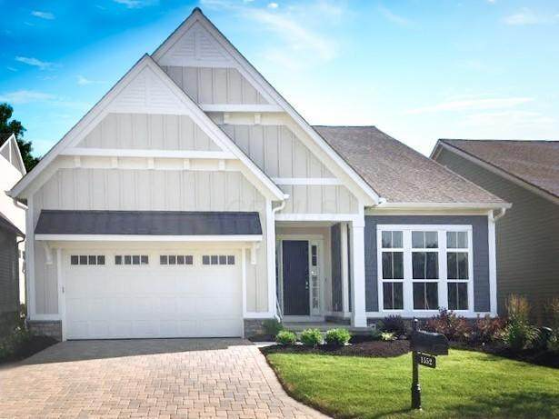 1552 Villa Way, Powell, OH 43065 (MLS #220002934) :: The Clark Group @ ERA Real Solutions Realty