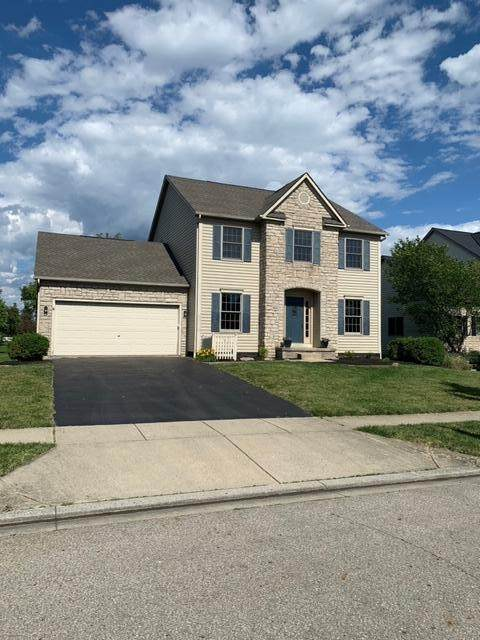 4252 Donald Drive, Hilliard, OH 43026 (MLS #220020427) :: The Raines Group