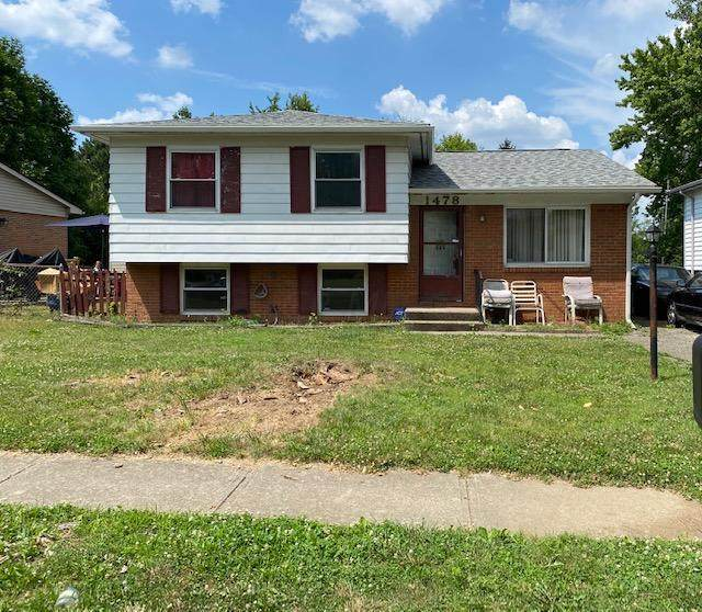 1478 Old Hickory Drive, Columbus, OH 43223 (MLS #220021951) :: 3 Degrees Realty