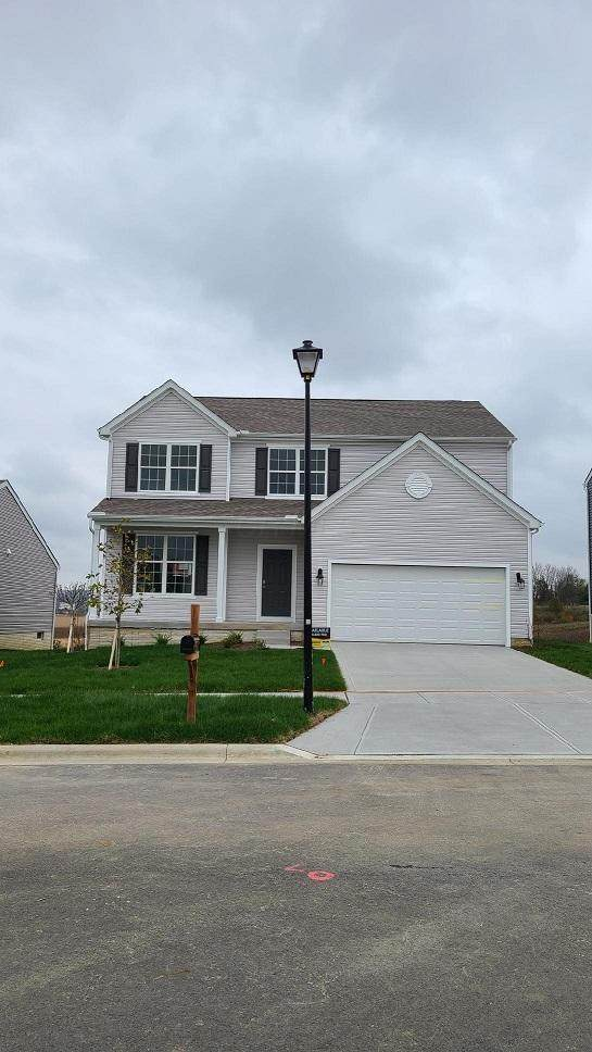 2432 Brook Run Drive, Lancaster, OH 43130 (MLS #220024341) :: RE/MAX ONE