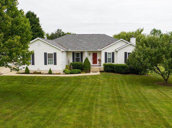 6329 County Road 191, Marengo, OH 43334 (MLS #220025801) :: The Holden Agency