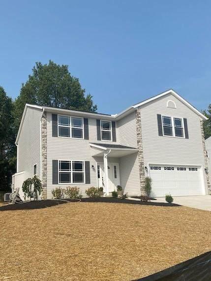 144 Allview Road, Westerville, OH 43081 (MLS #220031295) :: Keller Williams Excel