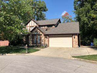 5052 Longrifle Road, Westerville, OH 43081 (MLS #220033920) :: The Raines Group