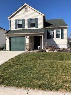 8633 Broadacre Drive, Powell, OH 43065 (MLS #221007361) :: MORE Ohio