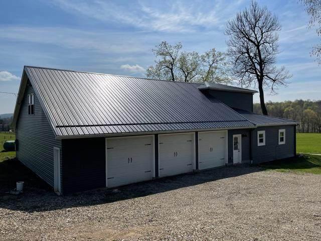828 Honey Creek Road W, Bellville, OH 44813 (MLS #221011201) :: Sam Miller Team