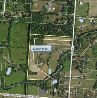 0 Allen Road, Pickerington, OH 43147 (MLS #221013873) :: Exp Realty