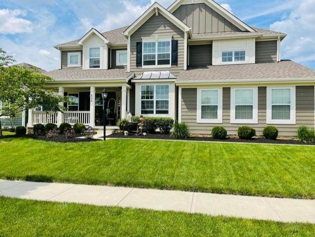 6770 Wilford Lane, Dublin, OH 43016 (MLS #221016994) :: The Tobias Real Estate Group