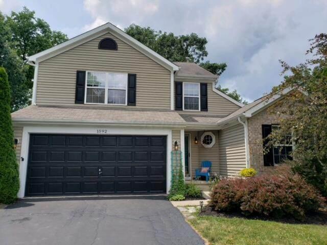 1592 Meadowlark Lane, Marysville, OH 43040 (MLS #221023384) :: Berkshire Hathaway HomeServices Crager Tobin Real Estate