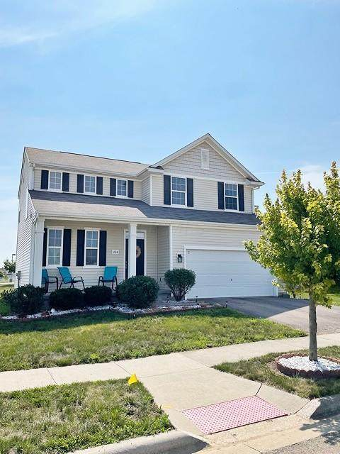 604 Bloomfield Avenue, South Bloomfield, OH 43103 (MLS #221029358) :: Core Ohio Realty Advisors