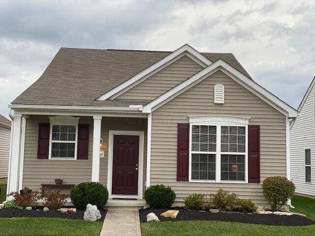 5669 Chase Mills Drive, Westerville, OH 43081 (MLS #221037856) :: RE/MAX Metro Plus