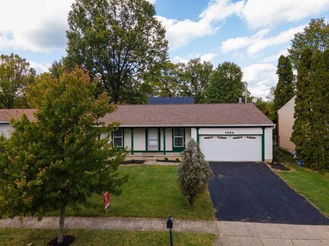 2264 Kilbourne Avenue, Columbus, OH 43229 (MLS #221038828) :: Berkshire Hathaway HomeServices Crager Tobin Real Estate