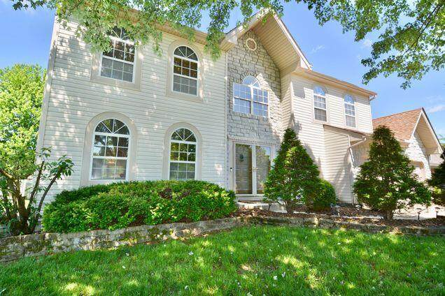 219 Sterling Glen Drive, Westerville, OH 43081 (MLS #221040300) :: Exp Realty