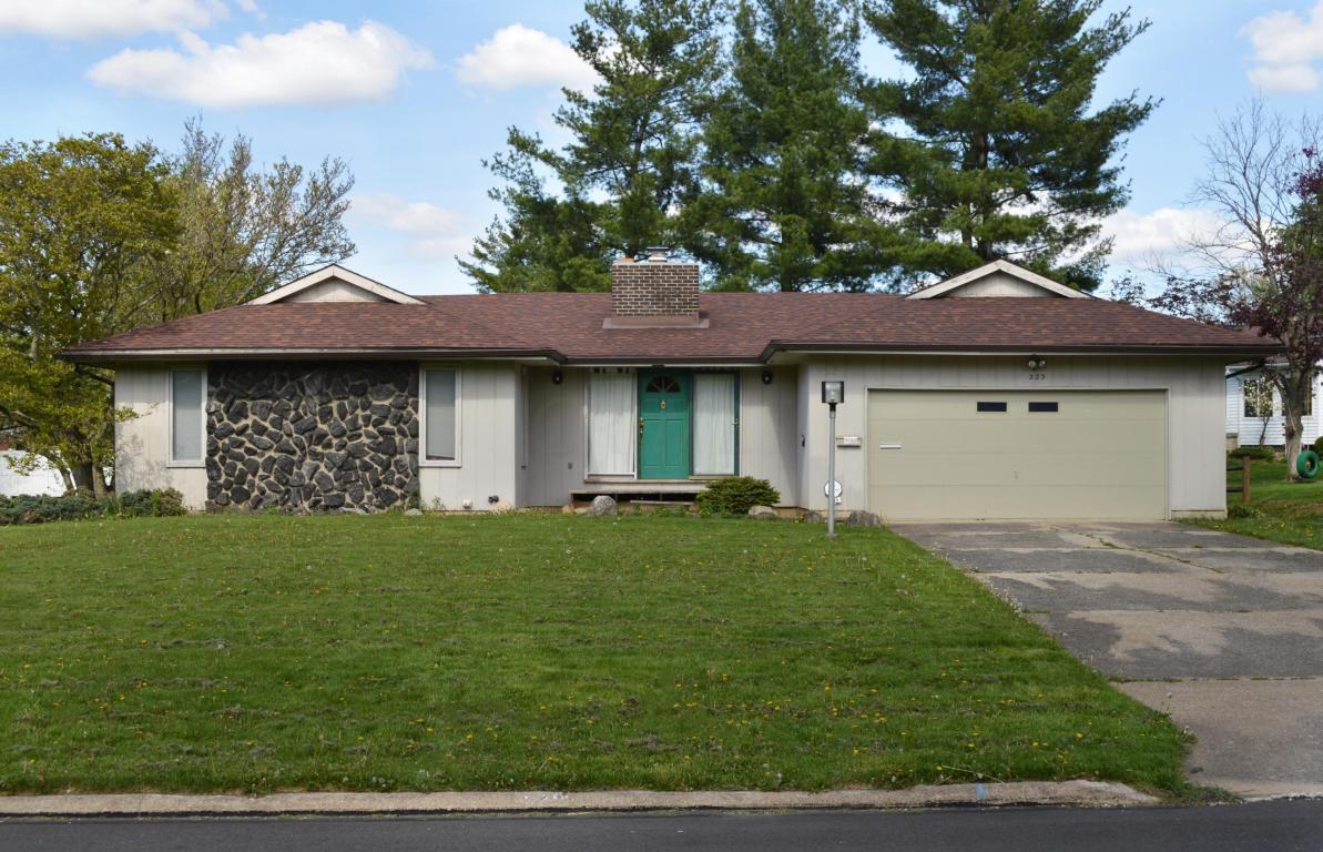 223 Harvard Avenue, Mansfield, OH 44906 (MLS #217012437) :: Core Ohio Realty Advisors