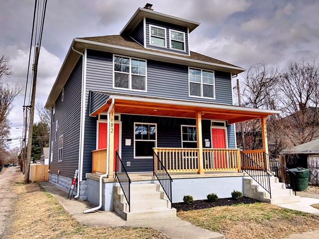 1682 Harvard Avenue, Columbus, OH 43203 (MLS #218005252) :: Susanne Casey & Associates