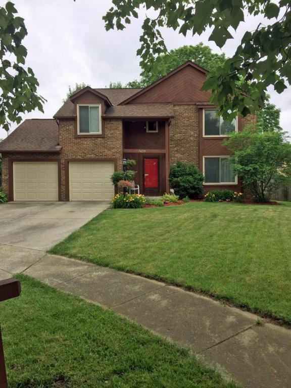 7429 Gardenview Place, Dublin, OH 43016 (MLS #218018746) :: Exp Realty