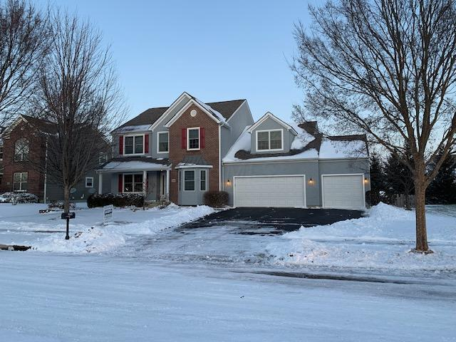 3242 Walkerview Drive, Hilliard, OH 43026 (MLS #219001837) :: RE/MAX ONE